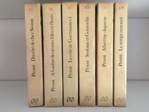 Ayşen'in Proust Külliyatı
