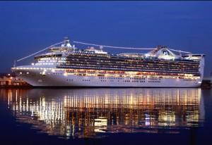 Cruise princess