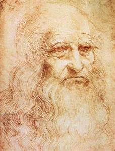 Leonardo, Otoportre,