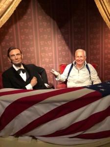Lincoln ve ben