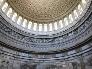 kongre binası tavanı